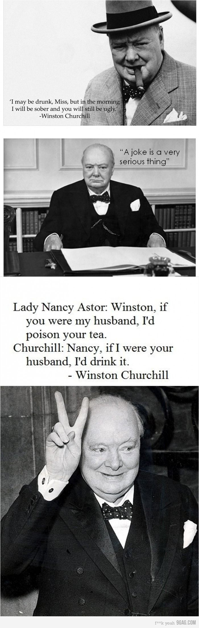 Winston Churchill Love Quotes Winston Churchill  Winston Churchill Funny Sarcasm And Sports Food