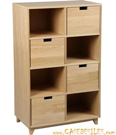 beau meuble à chaussures bois massif Décoration française Pinterest
