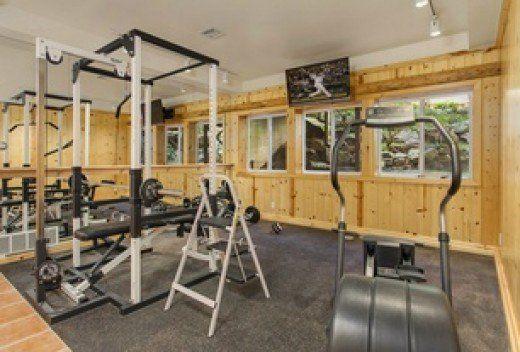 8 Great Rustic Home Gyms Decor Ideas Home Gym Decor Gym Decor Rustic House