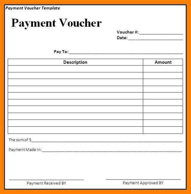 5 Cash Voucher Format In Excel Free Download Fancy Resume Fancy