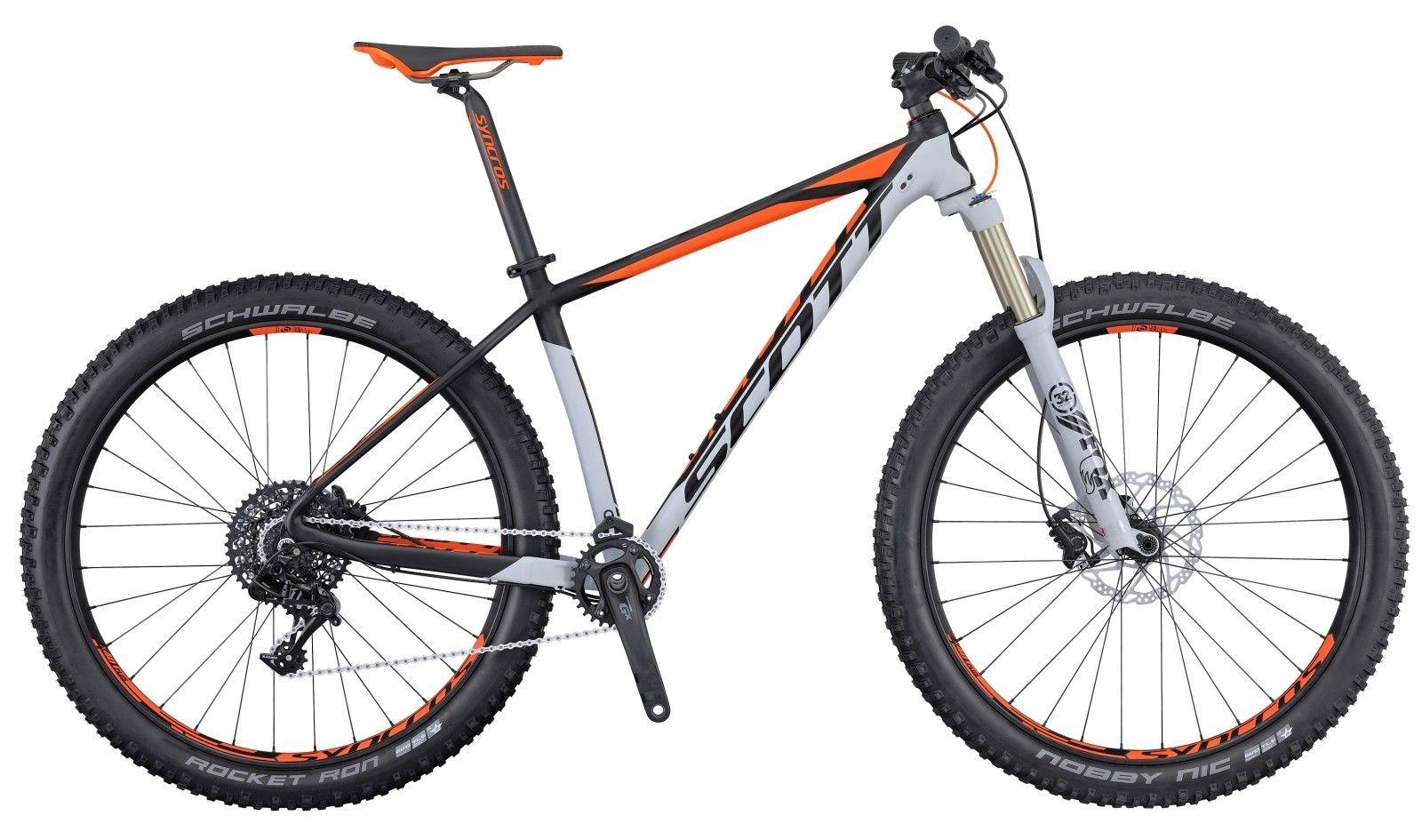 First Look 2016 Scott 27 5 Plus Range Bike Scott Scale Scott