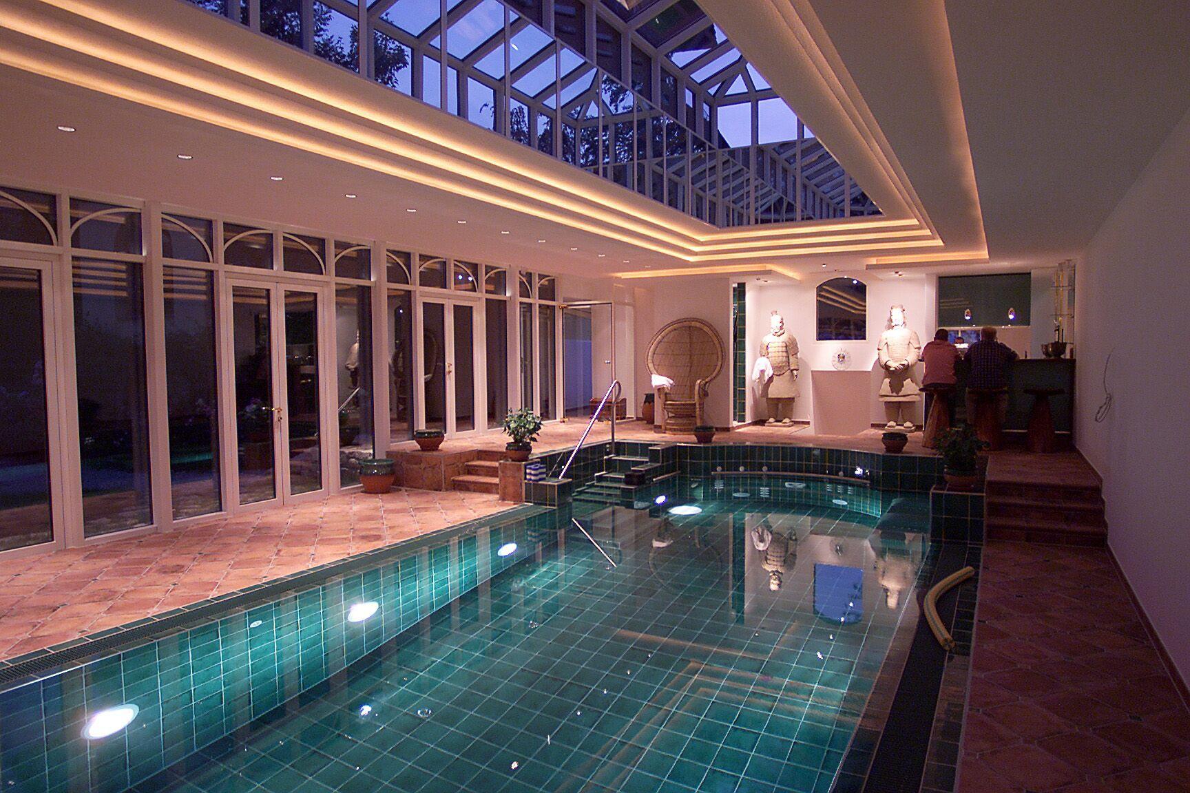 abdeckung fuer schwimmbecken | schwimmbadbau in remscheid, Innenarchitektur ideen