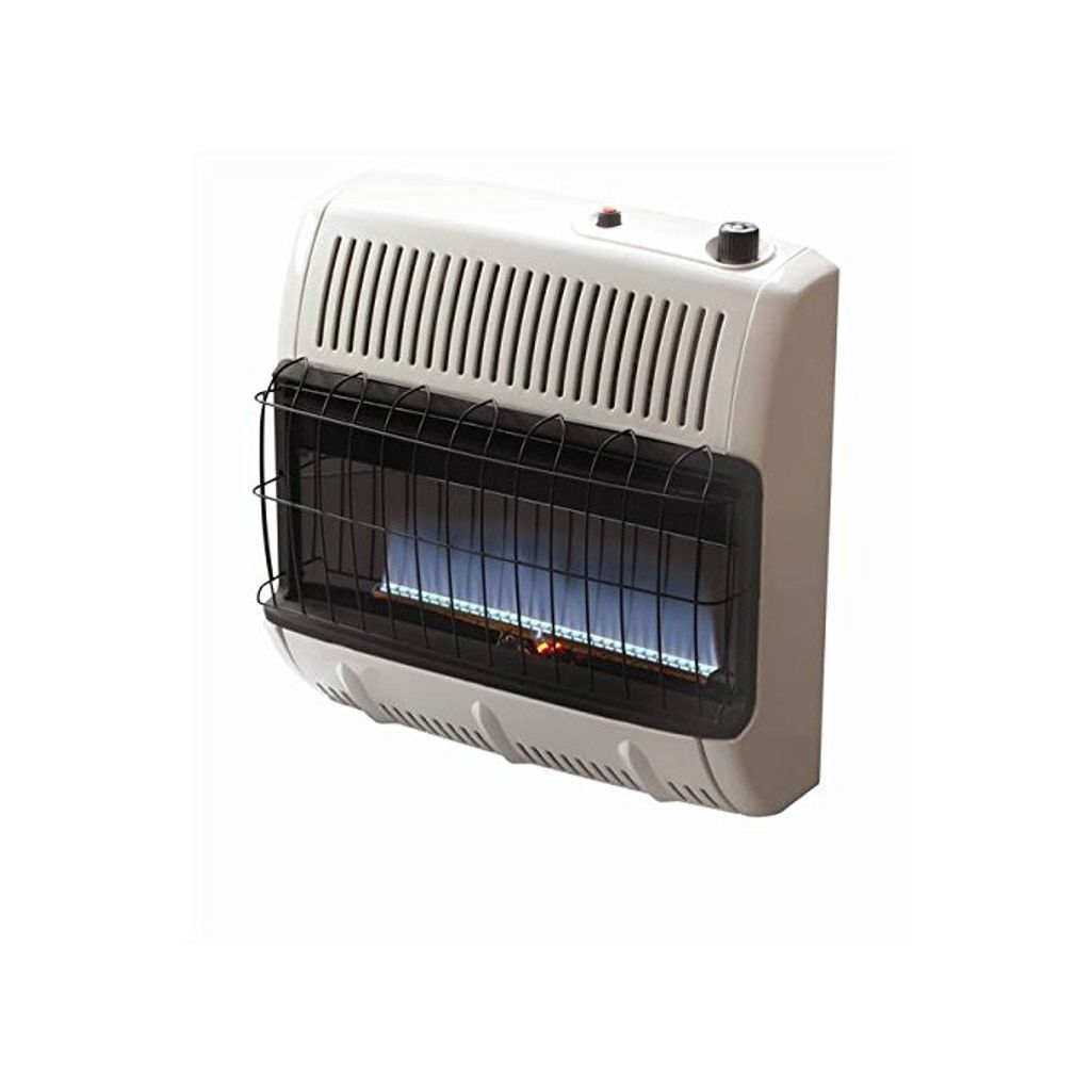 Garage Heater For Dogs Mr Heater Blue Flame 30 000 Btu Vent Free Natural Gas Heater