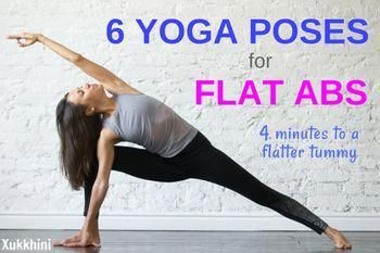 these tummytightening yoga poses for flat abs target your