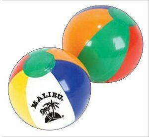 3 INFLATABLE SOCCER BEACH BALLS 9