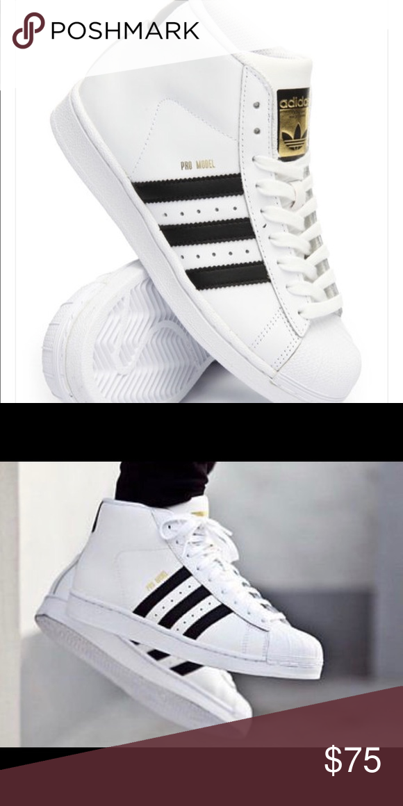 Classic SuperStar Pro Model J ️Grade School adidas Shoes Sneakers ... dbc7f5381