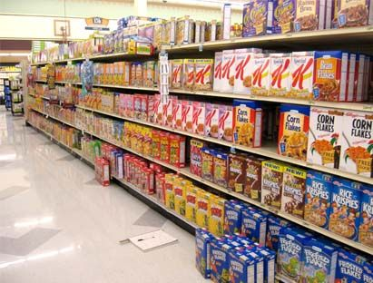 cereal isle in the grocery store | Favorite Places & Spaces ...