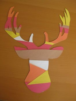 Deer Head Paper