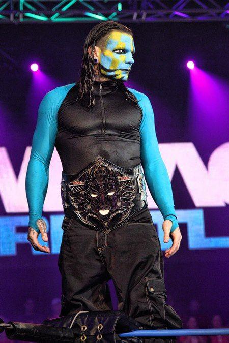 Wwe Wrestlers Who Wear Face Paint