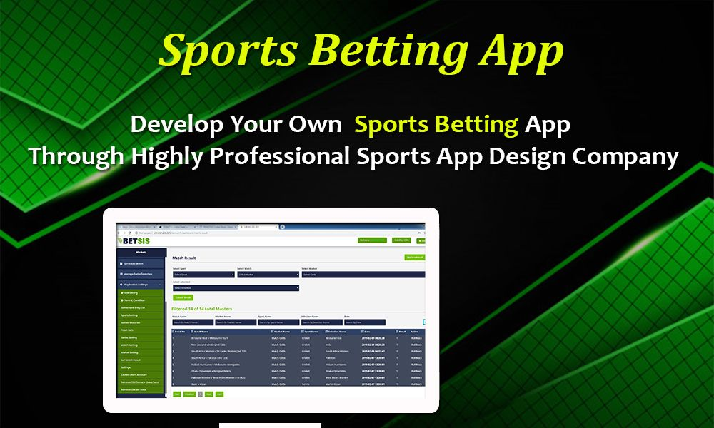 Synarion IT Solutions one of the best Sports betting