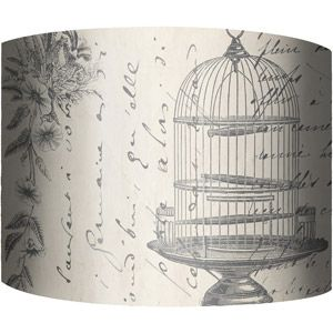 "Lamp Shades At Walmart Prepossessing 12"" Drum Lamp Shade Bird Cage Another $20 One From Walmart  Travel Design Decoration"