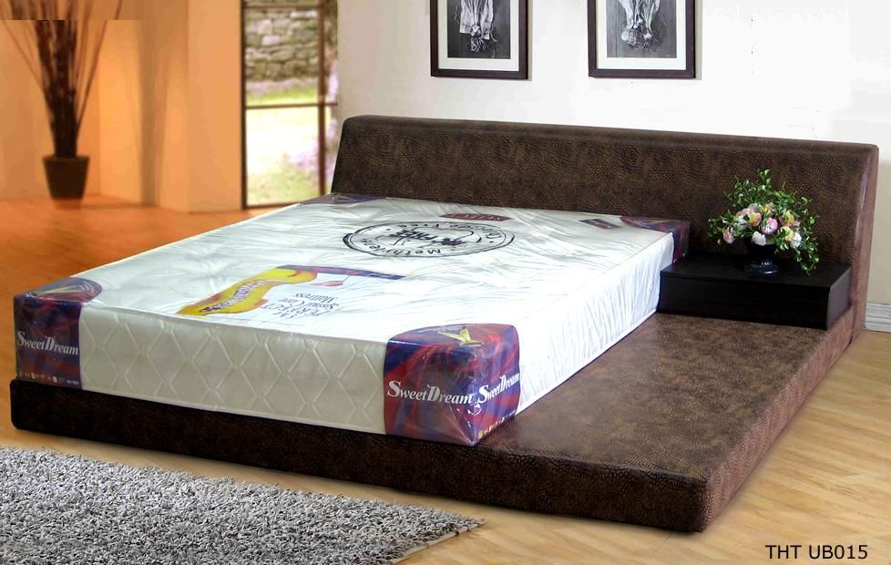 Diy bed frame ideas malaysiaweston king size divan bed for Divan footboard