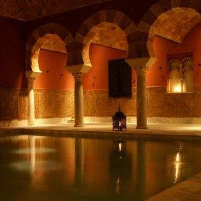 Banos Arabes Y Kessa Tradicional Para Parejas En Hammam Al Andalus