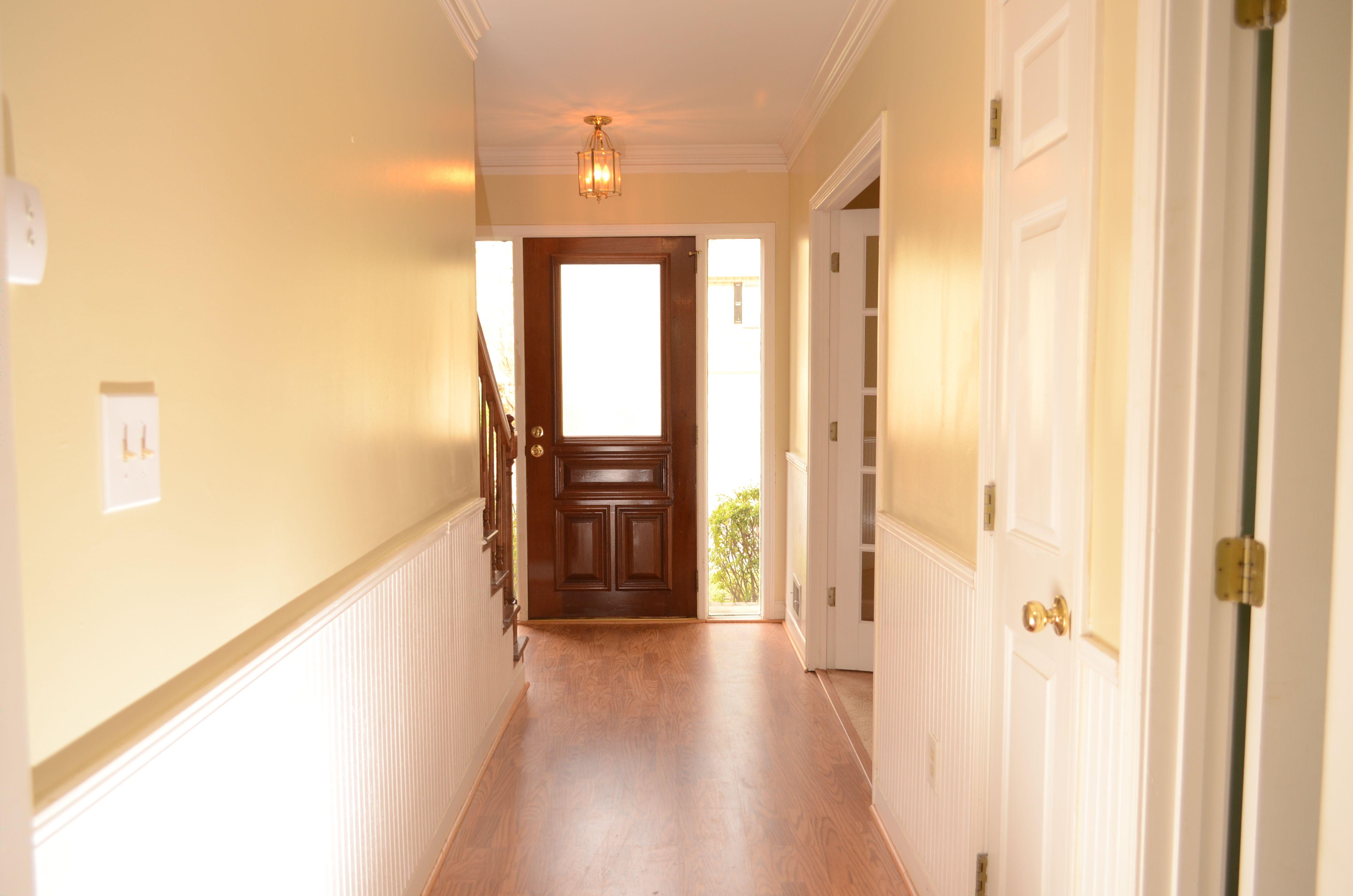 Hallway Colors Hallway Sherwin Williams Netsuke  Yankee Homes  Pinterest  Aqua