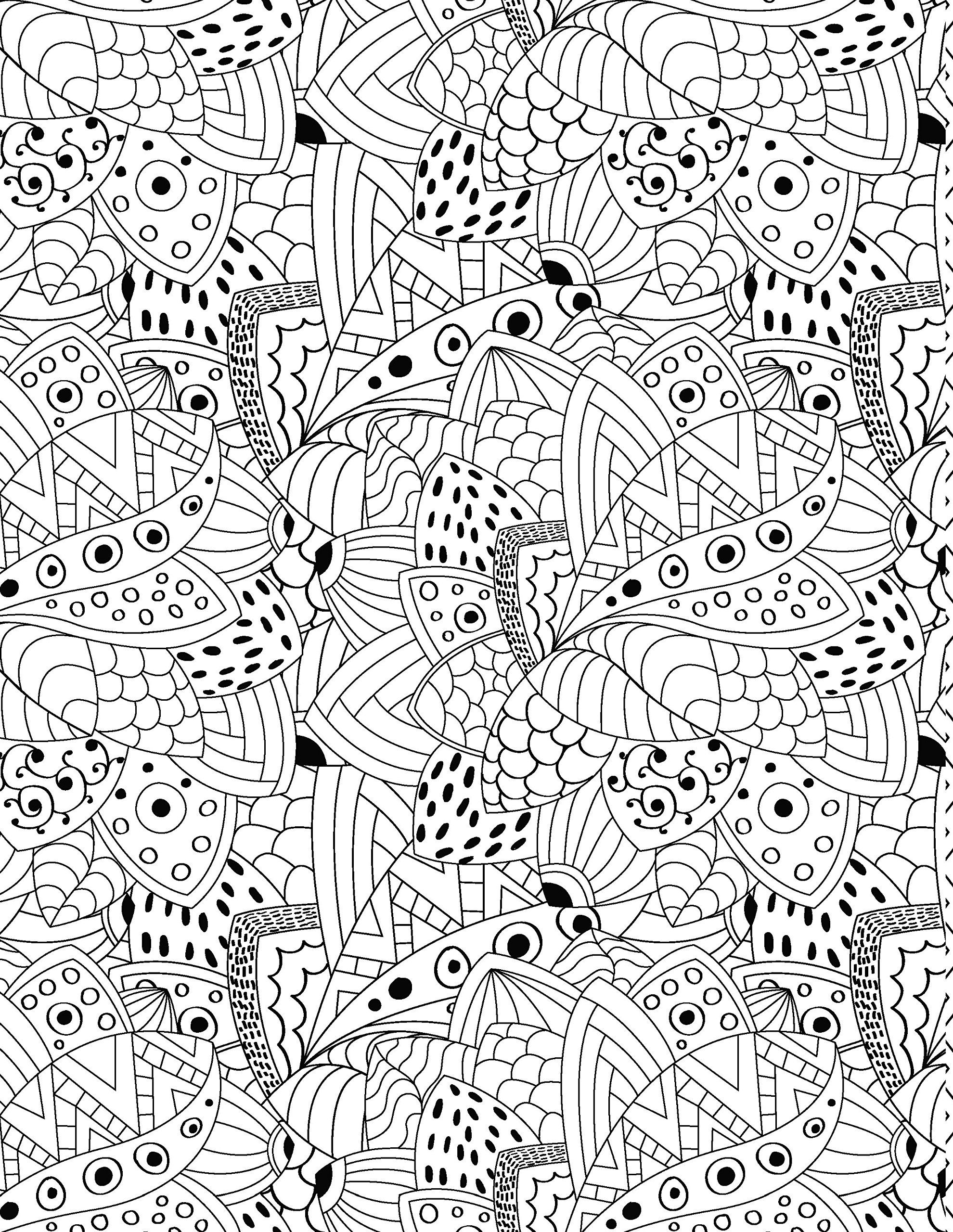 Dazzling Patterns A Gorgeous Coloring Book With More Than 120 Illustrations To Complete Just Add Color Coloring Books Pattern Coloring Pages Coloring Pages