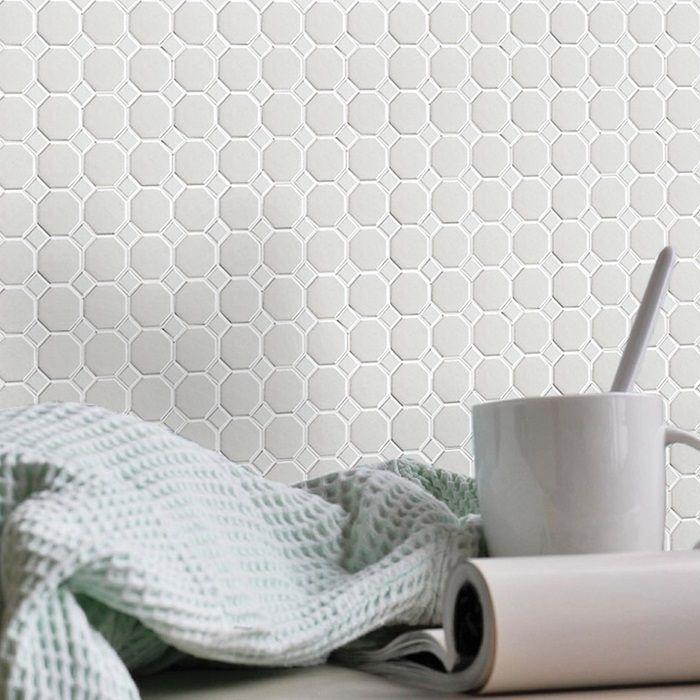 Fine 1 Ceramic Tiles Big 12 By 12 Ceiling Tiles Clean 12X24 Floor Tile Patterns 12X24 Slate Tile Flooring Young 20 X 20 Ceramic Tile Orange4 Inch Ceramic Tile Luxe Octagon Porcelain Mosaic Tile | Arizona Tile | Walls ..