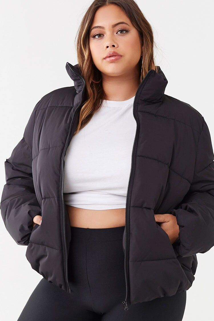 Plus Size Puffer Jacket Forever 21 Puffer Jacket Outfit Plus Size Puffer Jackets [ 1125 x 750 Pixel ]