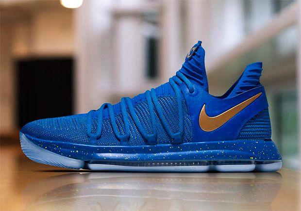 Nike KD 10 NBA Finals PE Release Date | SneakerNews.com
