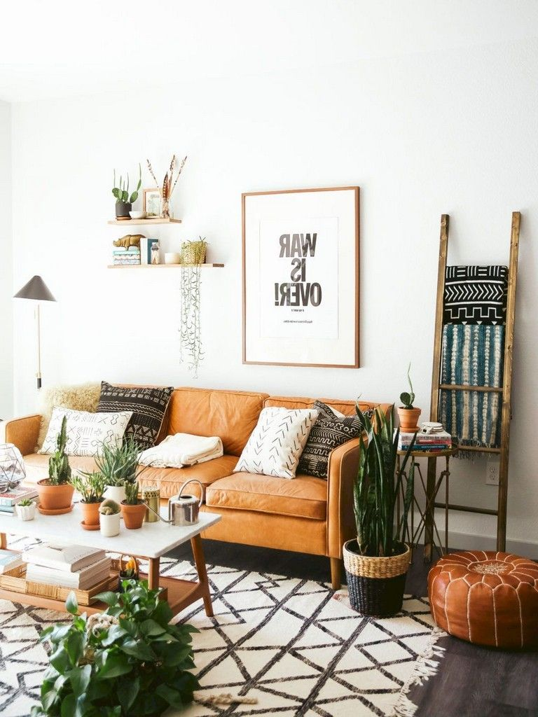 85 Handsome Apartment Living Room Decor Ideas With Boho Style Living Room Decor Eclectic Chic Living Room Decor Living Room Decor Modern