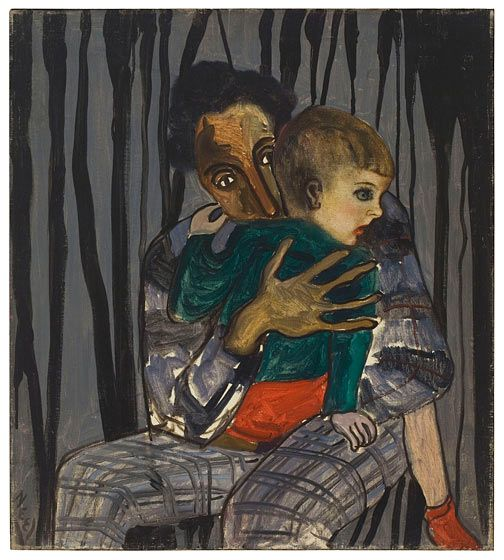 THE WHISTLING GIRL: Alice Neel...The Artist of Unredeemed Realism...the Quintessential Whistling Girl