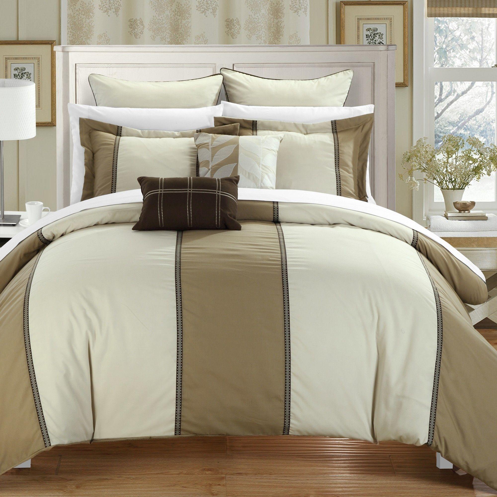 Frontier 7 Piece Comforter Set