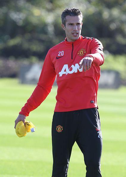 Robin Van Persie | Manchester United #soccer #football #MUFC
