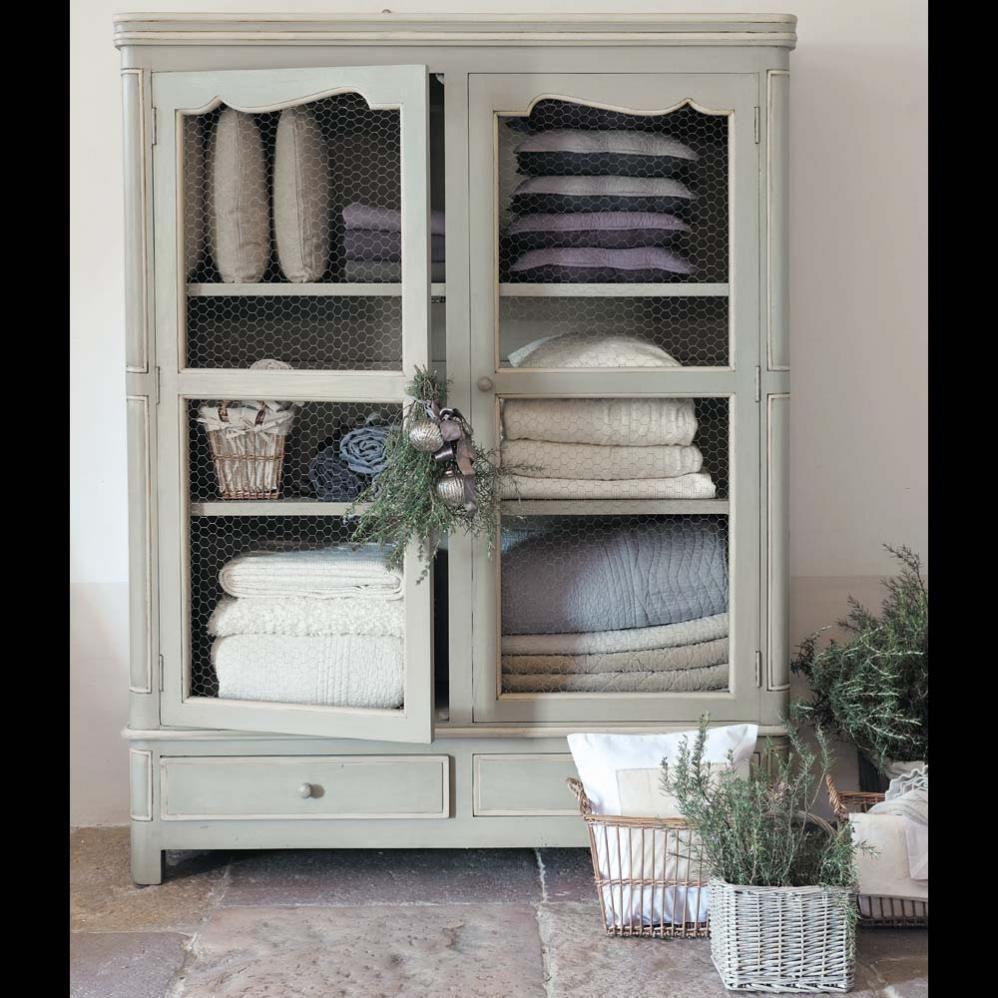 Schrank BEAUMANOIR Wäscheschrank für\'s Badezimmer   Organize ...