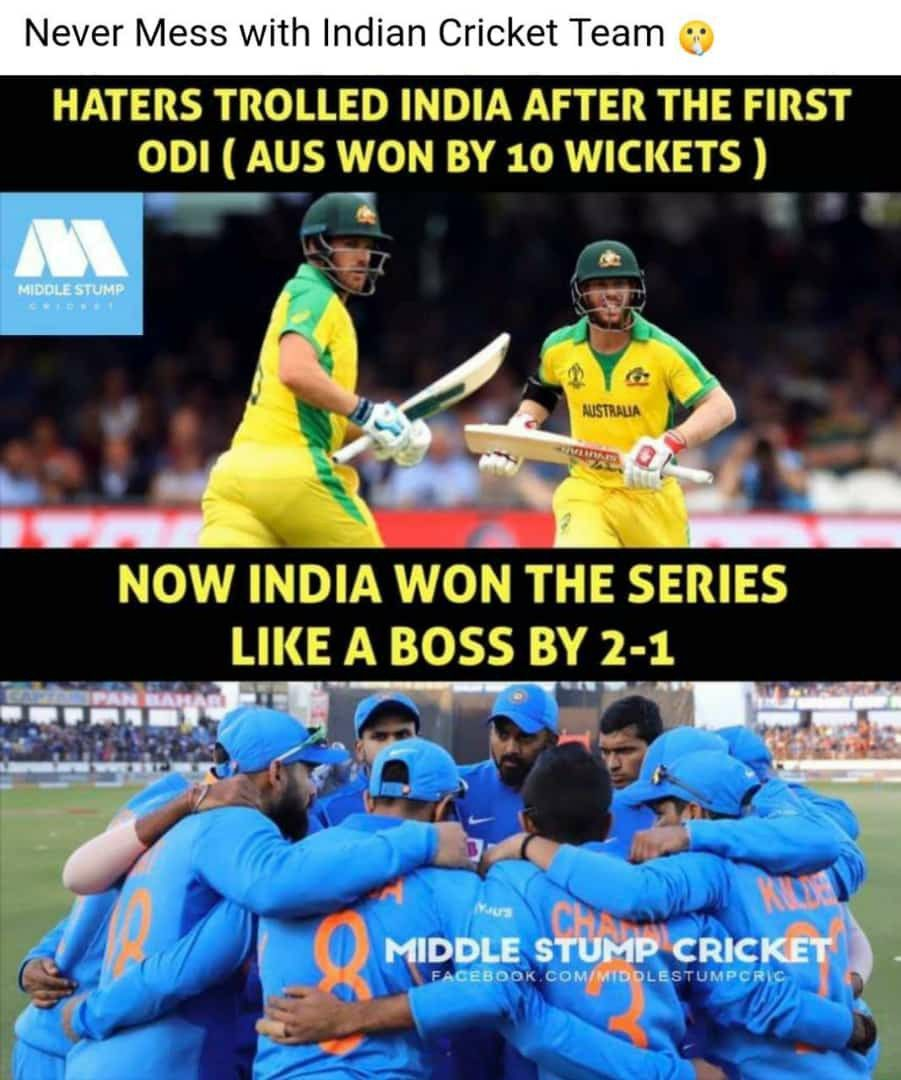 Pin by Harsh on HG in 2020 India win, Cricket teams