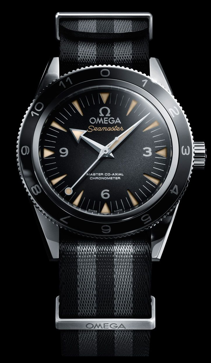 This is The New Limited-Edition James Bond Watch From Omega  e3b8289e1f