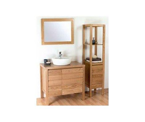 Meuble salle de bain BENGALE 85 cm  194€ http://www.mr-bricolage.fr/amenagement-interieur/amenagement-salle-de-bain/meuble-salle-de-bain/meuble-salle-de-bain-bengale.html