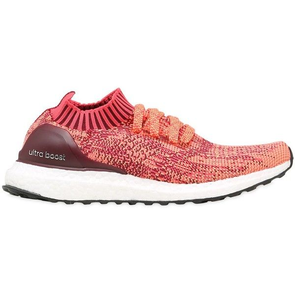 Adidas Performance Women Ultra Boost Uncaged Primeknit Sneakers (230 CHF) ?  liked on Polyvore