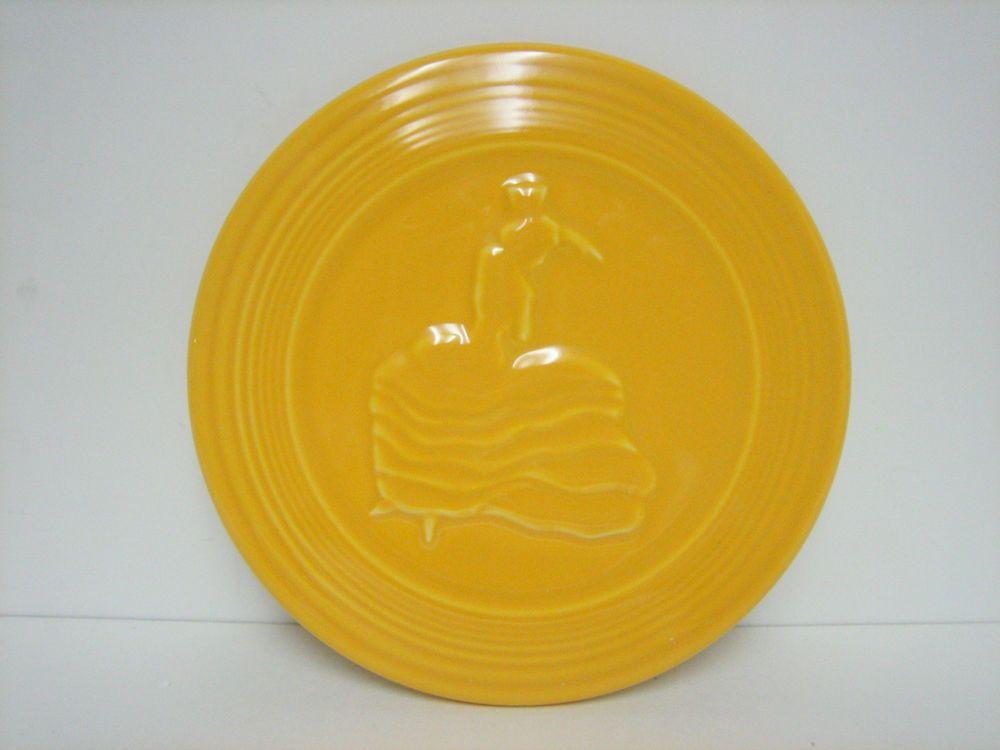 Contemporary Fiesta China u0026 Dinnerware | eBay. Fiesta WareMarigoldDinnerwareDinner ... & Fiesta Fiestaware Marigold Trivet 6