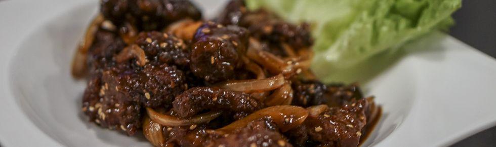 Recette du Bœuf Croustillant au Sésame, une spécialité Sino-Mauricienne délicieuse et originale.