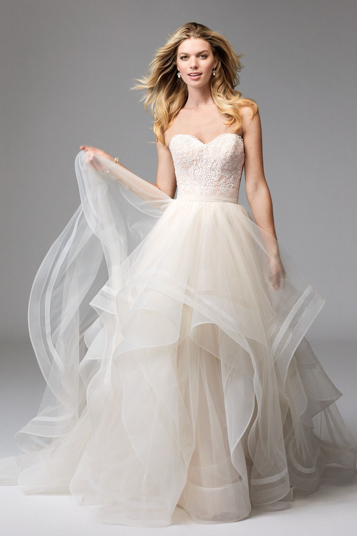 Effie Skirt Bridal Skirts Wedding Dress Sizes Watters Wedding Dress