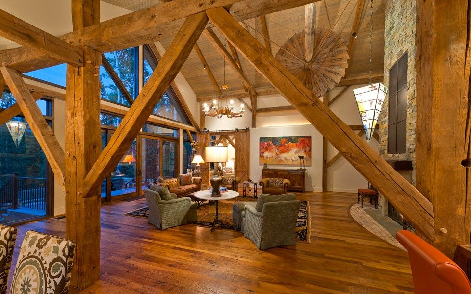 Best Of Restored Barns Into Homes