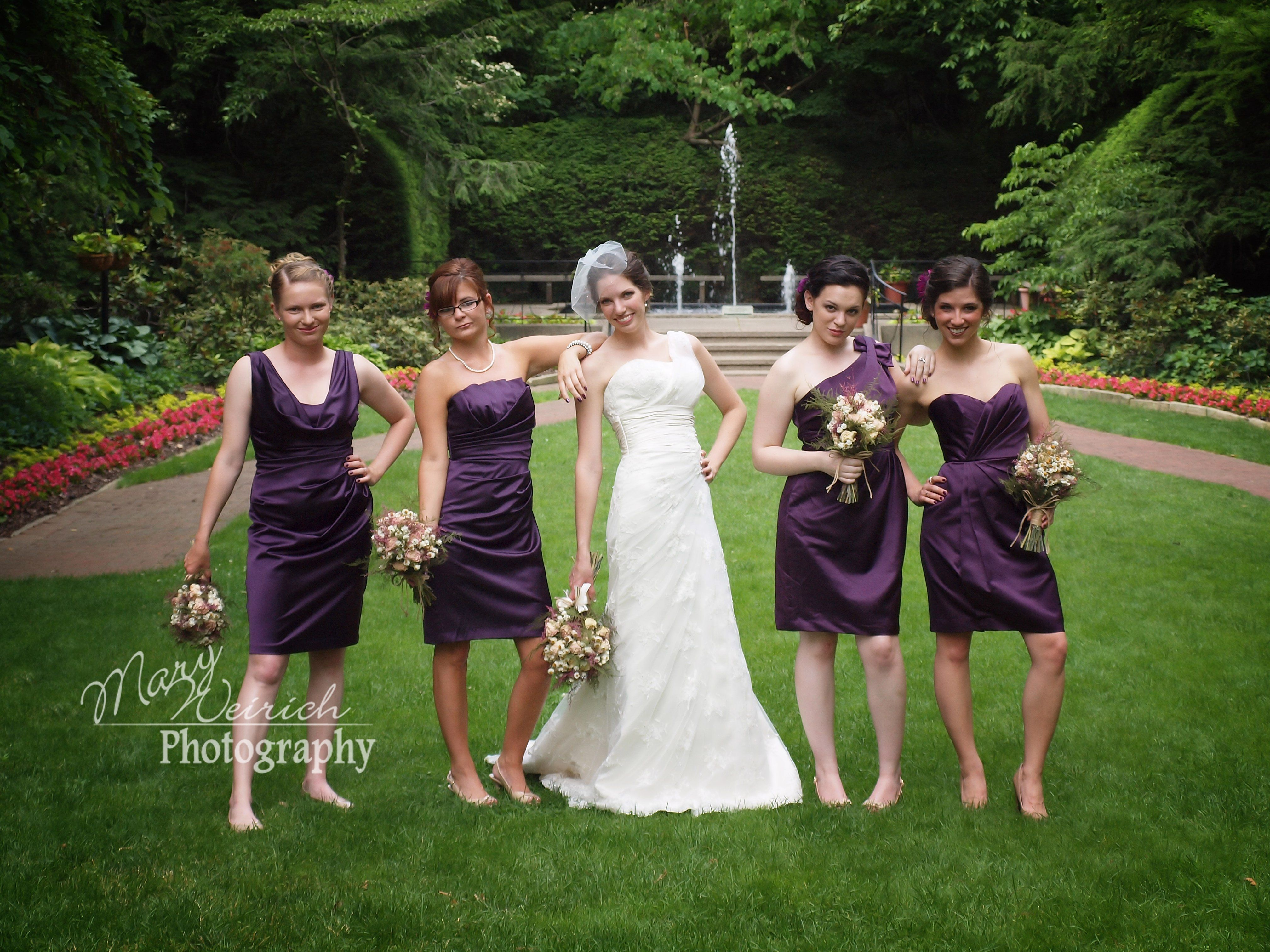 Dark purple bridesmaids dresses fun wedding pose kingwood dark purple bridesmaids dresses fun wedding pose kingwood center wedding outdoor wedding ombrellifo Image collections