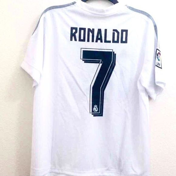online store cbac0 32720 NEW Cristiano Ronaldo Real Madrid Jersey Soccer New and ...