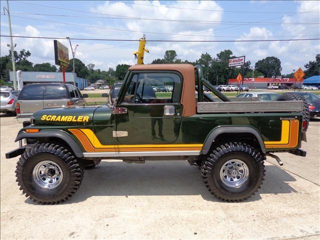 Jeep Scrambler Cj8 Jeep Scrambler Jeep Wagoneer Jeep