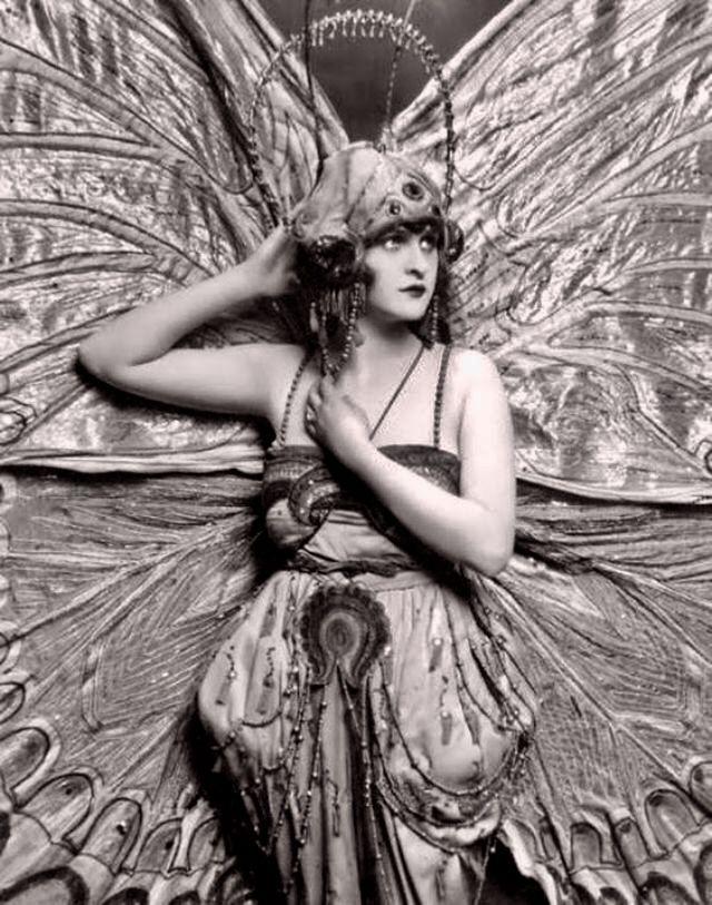 Janet McGrew Showgirl Vintage 8x10 Reprint Of Old Photo