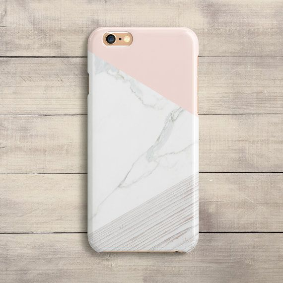 Geometric Pink Marble Iphone 8 Plus Case Iphone 8 Xs Max