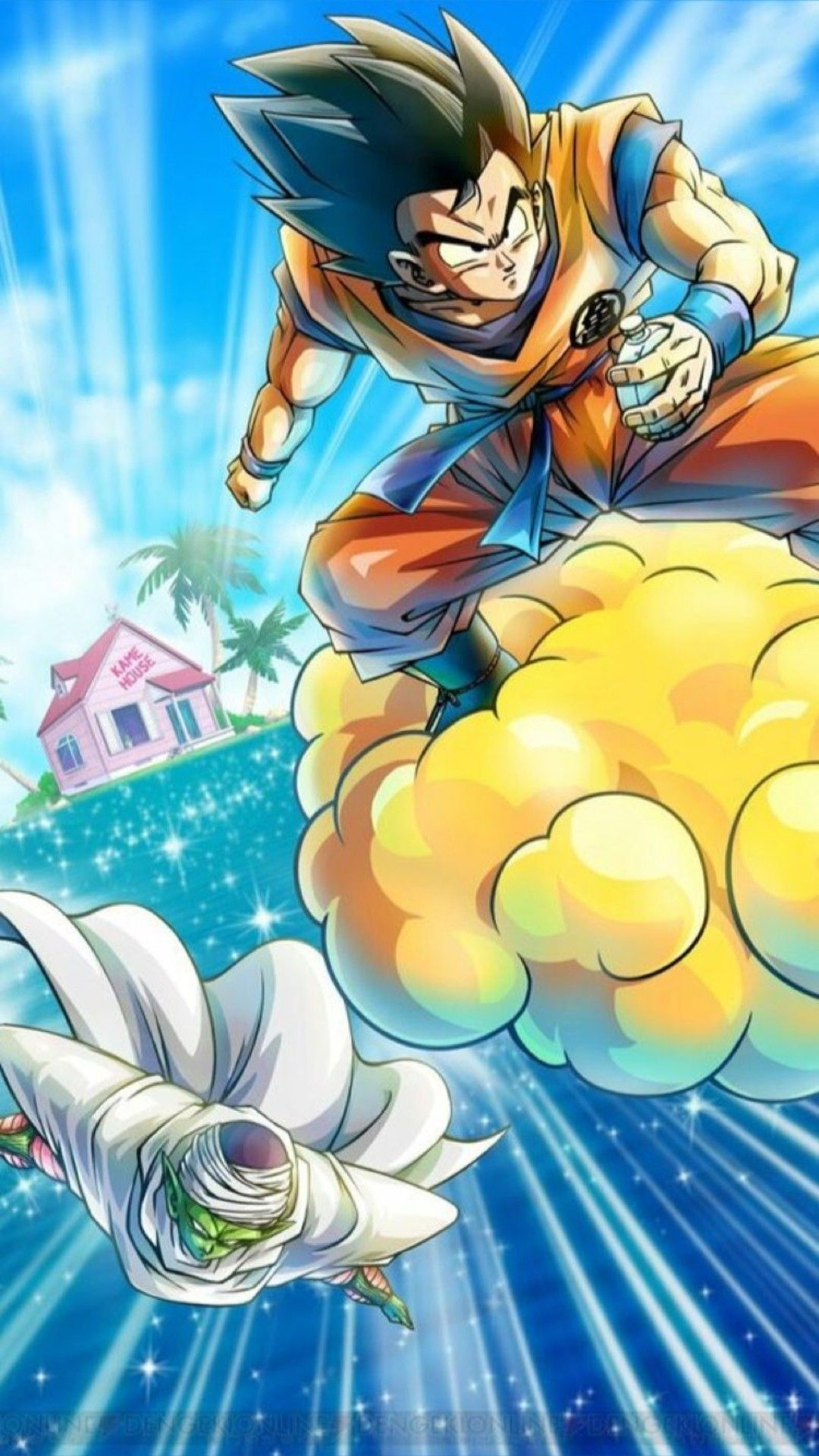 Pin By Driko On Dragonball Super Dragon Ball Goku Dragon Ball Z Dragon Ball Art