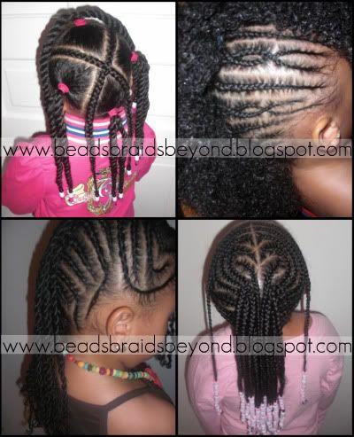 Cornrowing For Beginners Scalp Braids Childrens Hairstyles