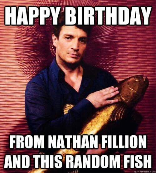 Pin By Bethan Hockley On Wish List Happy Birthday Fishing Happy Birthday Meme Happy Birthday Funny