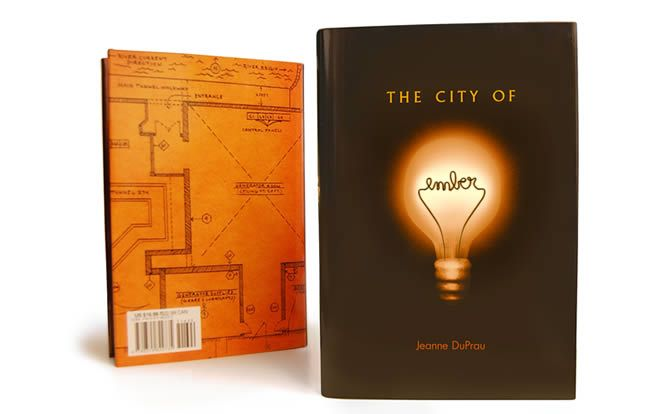 The City Of Ember City Of Ember Book Cover Book Cover Design