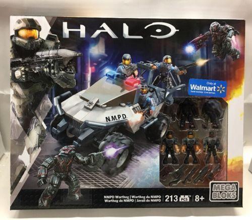 Mega-Bloks-Halo-Nmpd-Warthog-Walmart-Exclusive | Eli's Halo