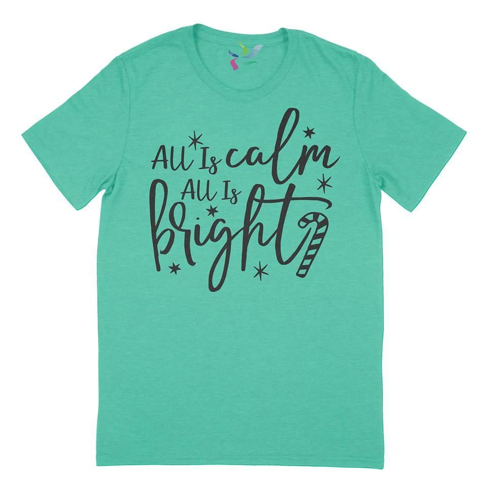 e82737194c25d All is Calm   Bright - Graphic Tee in 2018