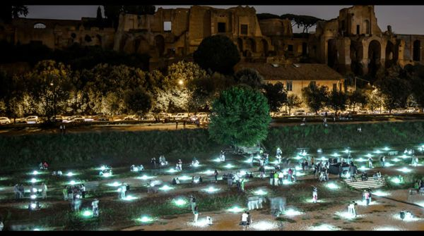 Ro-Map, a Roma torna il videomapping in 3D - Wired