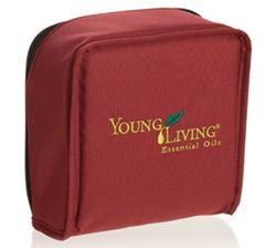 Essential Oil Carrying Case - Young Living. Combines two of my favorite things: essential oils and organizing.