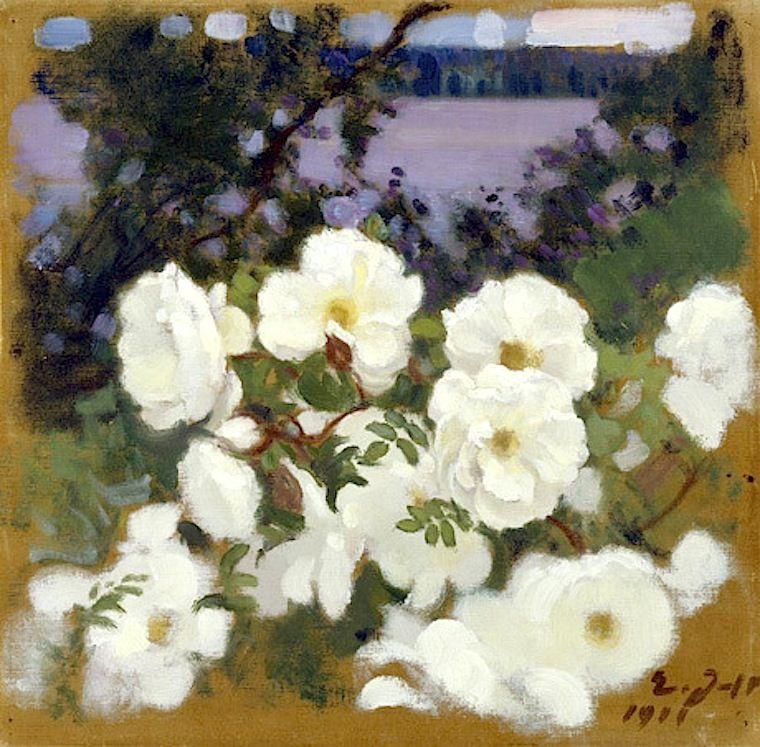 EERO JARNEFELT Juhannusruusuja (Midsummer Roses)
