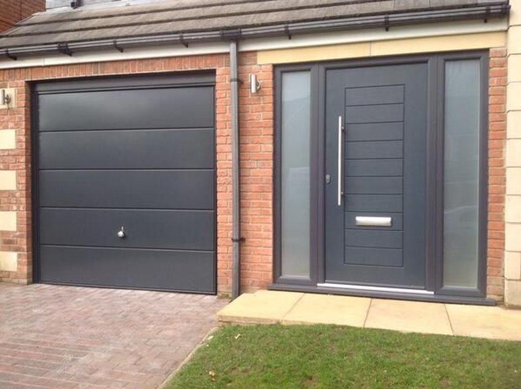 48 The Best Modern Garage Door Design Ideas Garage Door Design Modern Garage Doors Garage Doors